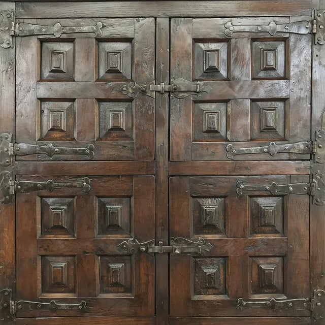 19th Century Spanish Cabinet For Sale - Image 10 of 13