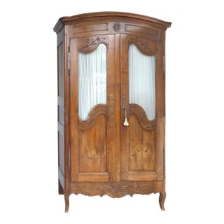 Antique French Provincial Style Armoire