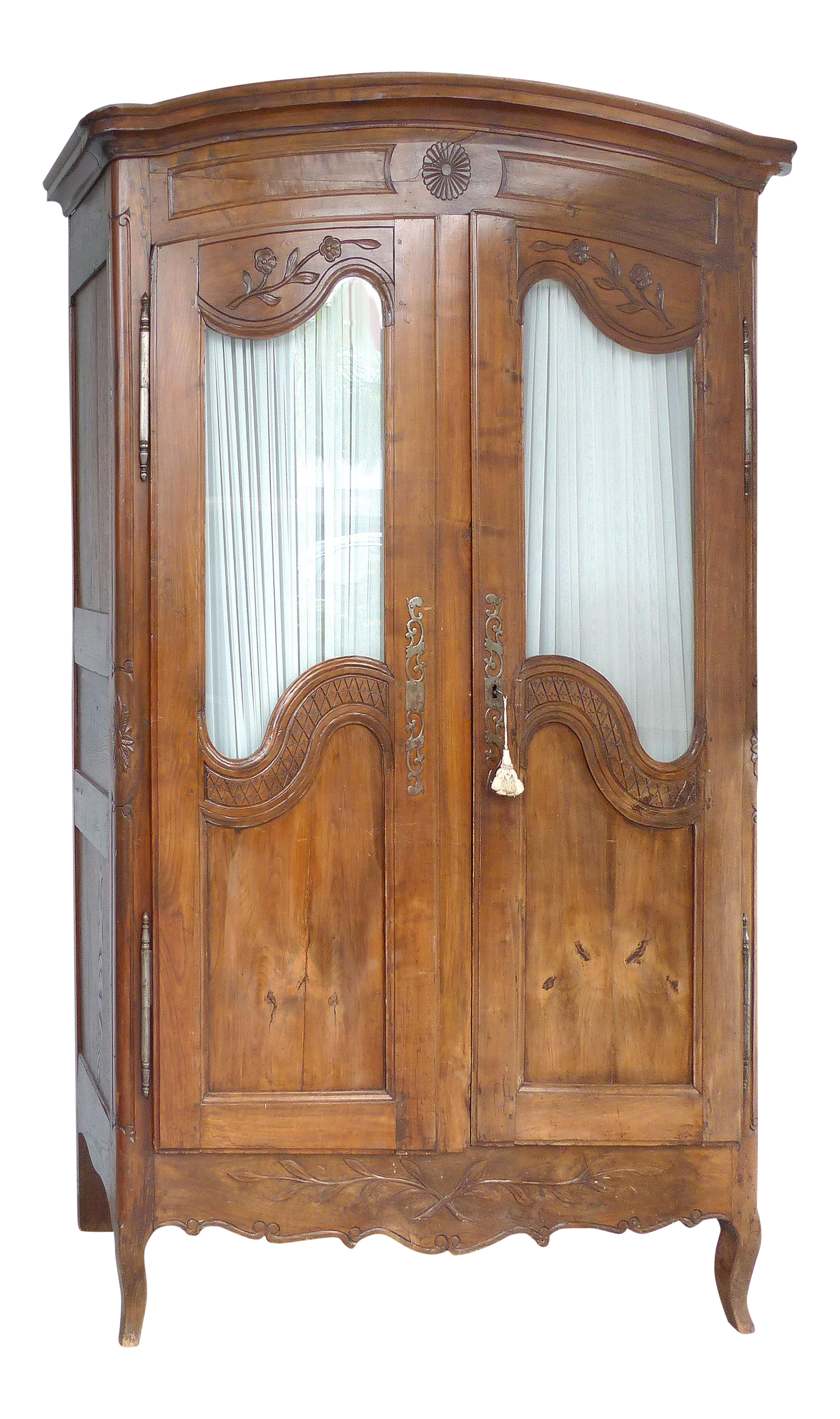 Delicieux Antique French Provincial Style Armoire