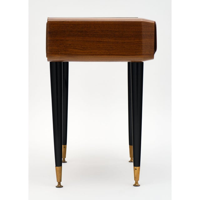 Italian Mid-Century Side Tables - a Pair For Sale - Image 10 of 12