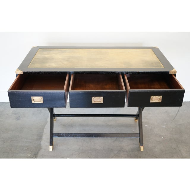 Paint Mid-Century Italian Desk/Console For Sale - Image 7 of 9