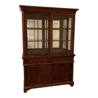 Walter E Smithe China Hutch For Sale