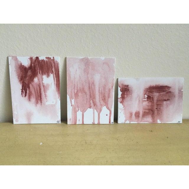 """""""Imbroglio"""" Original Modern Paintings - S/3 - Image 5 of 7"""