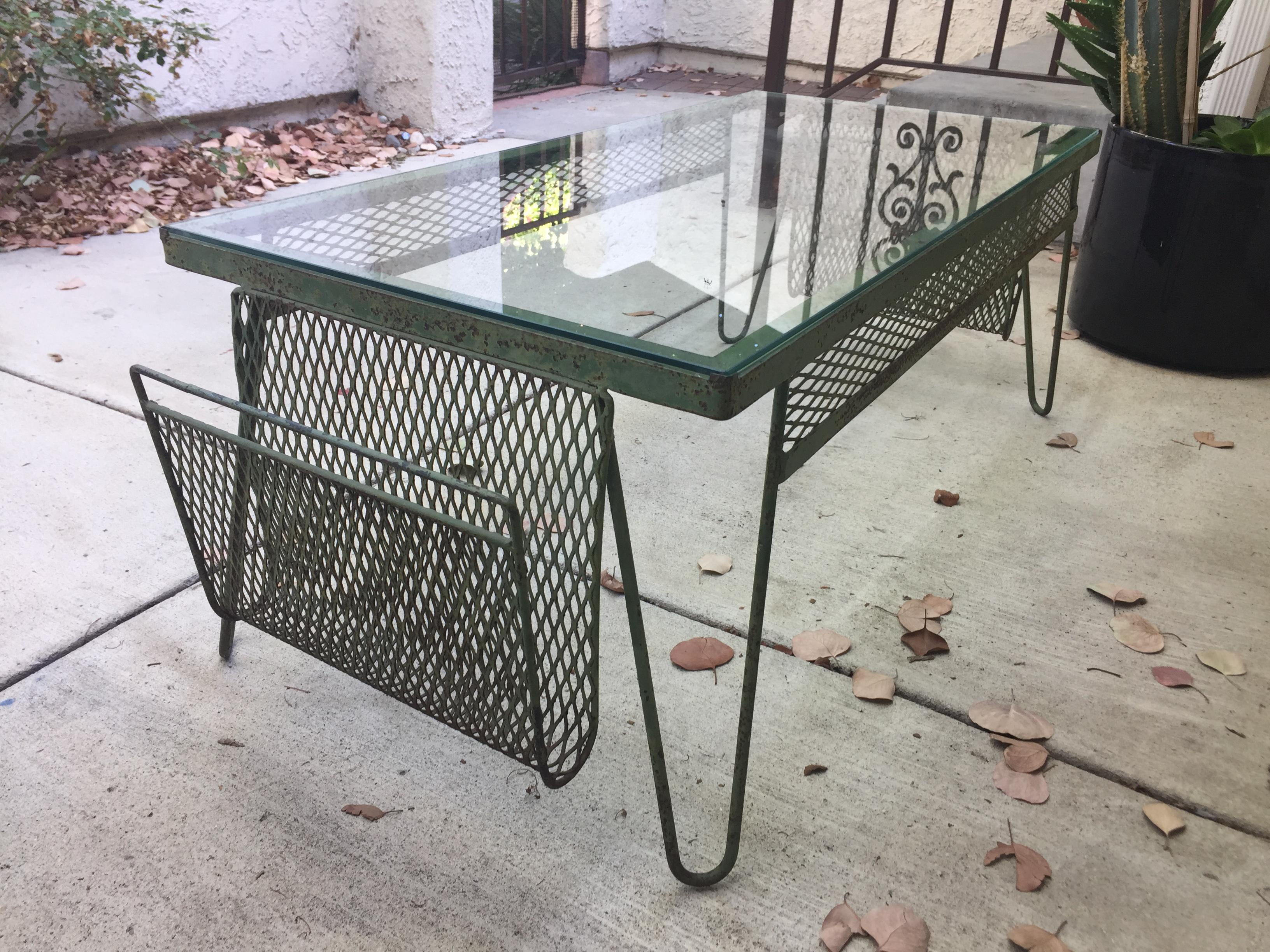 In Wonderful Vintage Condition With A Lovely Patina. Age Appropriate Wear.  Sturdy, Glass