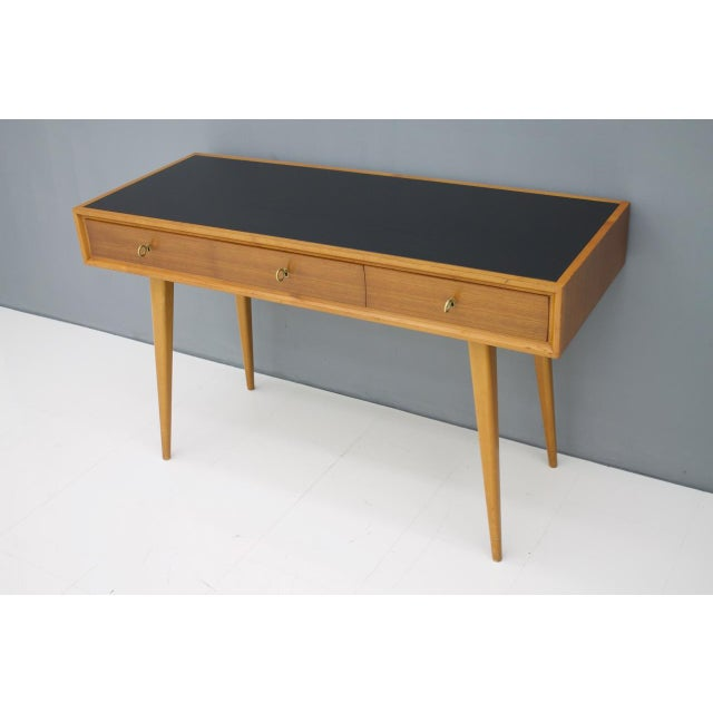 Console Table Vanity by Helmut Magg, Germany, 1950s For Sale - Image 6 of 13