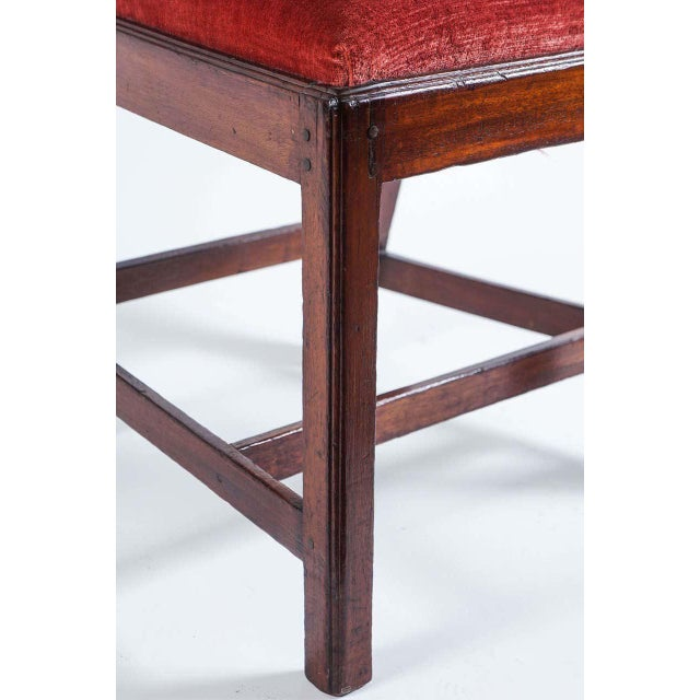Brown 1790 Federal Mahogany Side Chair For Sale - Image 8 of 10