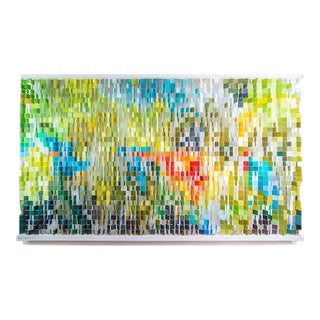 Leilani Schweitzer Kinetic Wall Sculpture, Room Divider For Sale