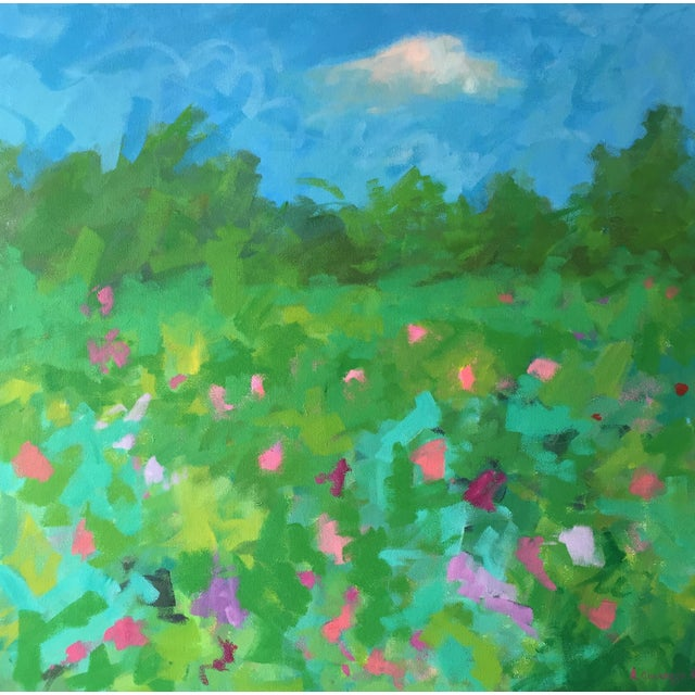 Anne Carrozza Remick Dreams of Giverny by Anne Carrozza Remick For Sale - Image 4 of 5