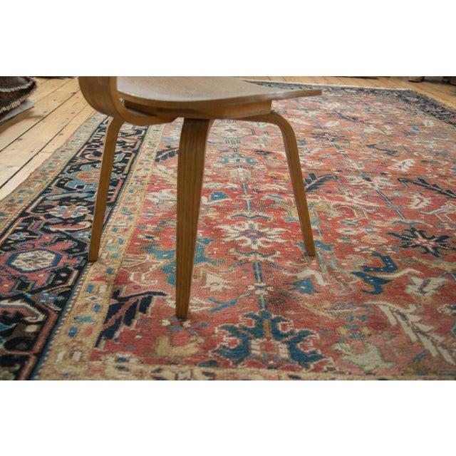 "Vintage Heriz Carpet - 8'3"" X 11'3"" - Image 6 of 10"