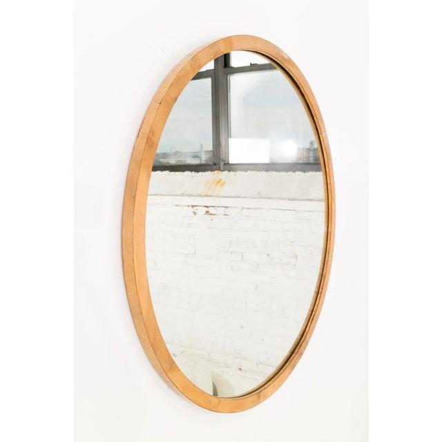 Herman Miller Gilbert Rohde Mirror For Sale - Image 4 of 6