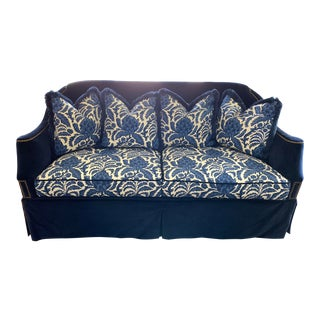 Hickory Chair Company Short Sofa For Sale