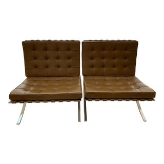 Excellent Gently Used Mies Van Der Rohe Furniture Up To 60 Off At Spiritservingveterans Wood Chair Design Ideas Spiritservingveteransorg