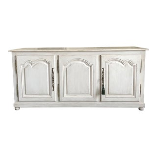 French White Buffet For Sale