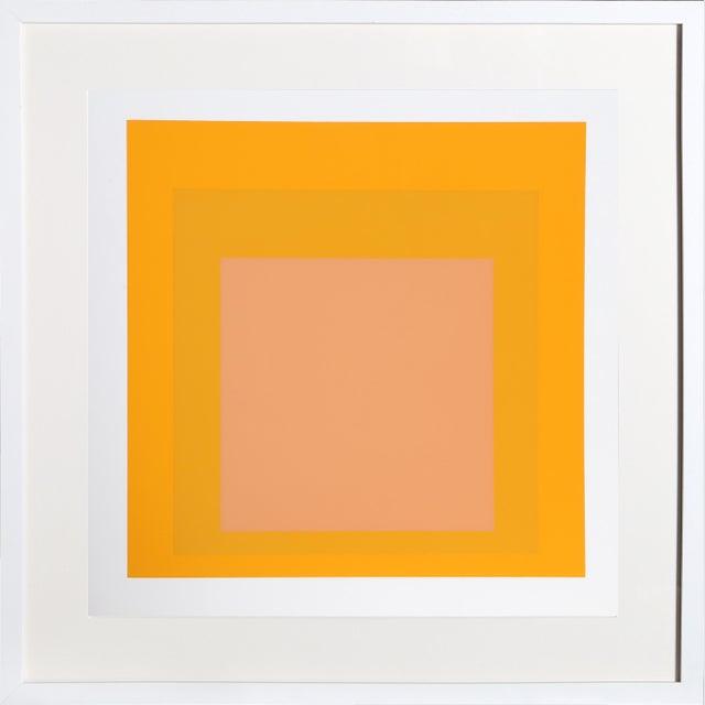 Artist: Josef Albers Portfolio: Formulation: Articulation (Double Portfolio) Title: Portfolio 1, Folder 15, Image 2 Year:...