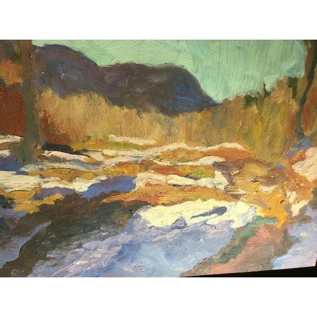 Jocelyn Davis Plein Air Painting - Image 8 of 11