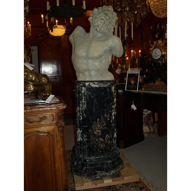 Marble Pedestals - Image 3 of 5