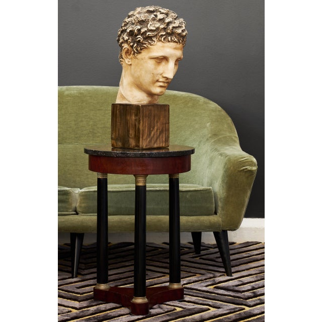French French Vintage Hermes Bust For Sale - Image 3 of 12