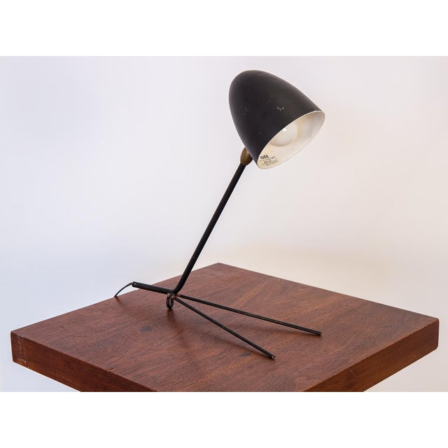 Cocotte Desk Lamp by Serge Mouille For Sale - Image 9 of 9