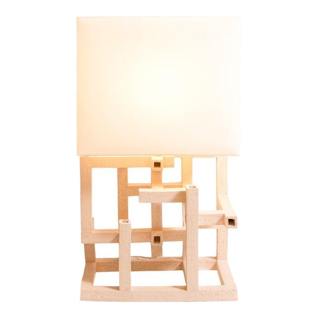 Italian Ceramic Table Lamp For Sale