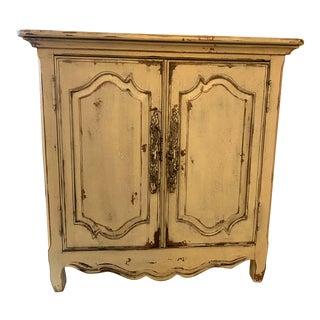 20th Century Ivory Habersham Cabinet For Sale