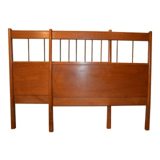 Paul McCobb Mid-Century Modern Twin Headboards - a Pair For Sale