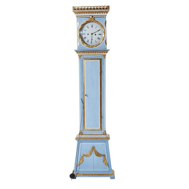 Early 19th Century Early 19th Century Vintage Mora Clock For Sale - Image 5 of 5