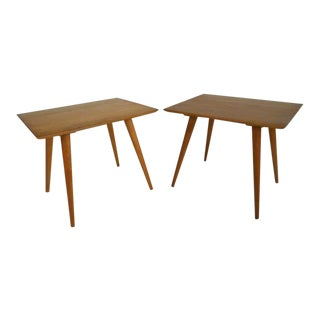 Paul McCobb for Planner Group End Tables - A Pair For Sale