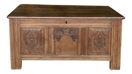 Image of Oak Trunks and Blanket Chests