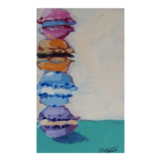 Megan Coonelly Macaron Painting