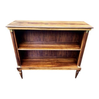 1940s Directoire Style Walnut Shelf For Sale