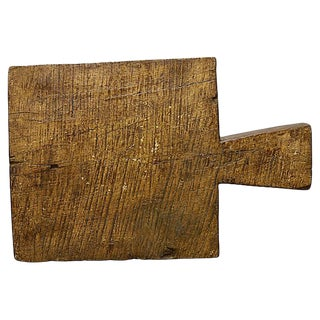 Antique French Charcuterie / Bread Board For Sale