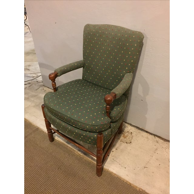 Mid-Century French Club Armchairs - Set of 4 - Image 5 of 10