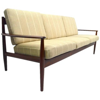 Rosewood Sofa by Grete Jalk for France and Son For Sale