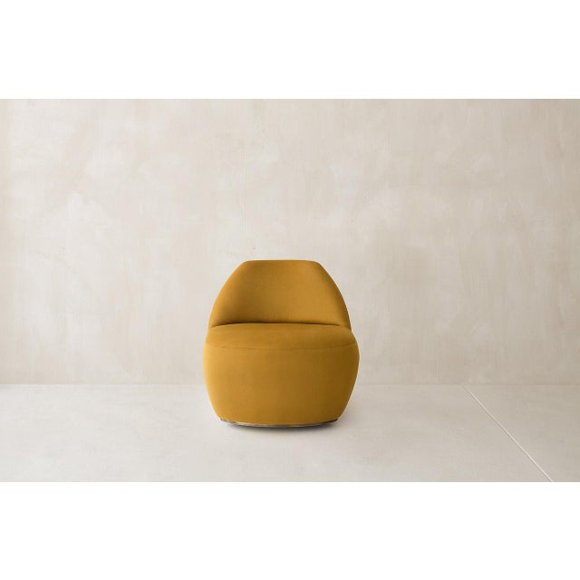 Calonia Swivel Chair For Sale In New York - Image 6 of 6