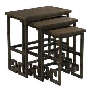 Turner Nesting Tables - Set of 3 For Sale