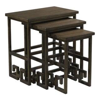 Turner Nesting Tables - Set of 3 For Sale