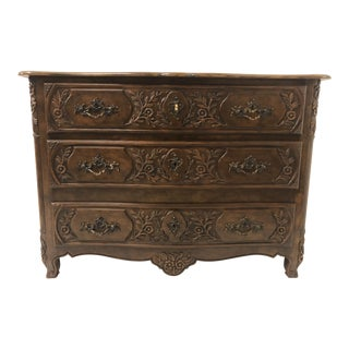 Baker Furniture Collector's Choice Louis XV Style Chest No. 4057 For Sale
