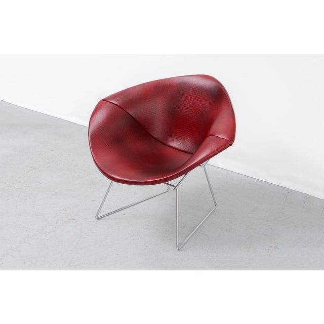 Diamond Bertoia Chair For Sale In Chicago - Image 6 of 11