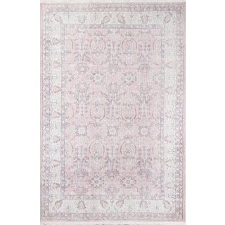 Momeni Helena Tanvi Pink 2' X 3' Area Rug For Sale