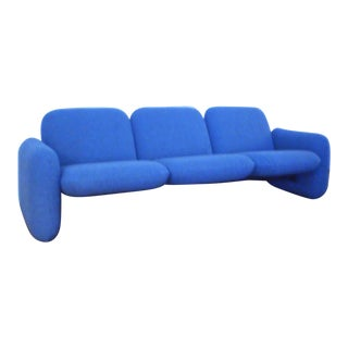 Herman Miller Vintage Chiclet Sofa by Ray Wilkes For Sale
