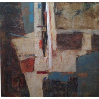 Stanley Bate, 'Love Song' Painting, Circa 1960 For Sale