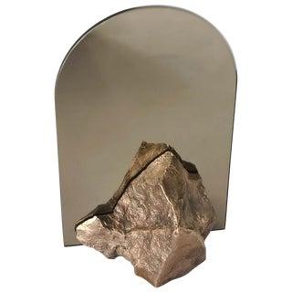 Bronze Mirror, Mirror, Dessislava Madanska For Sale