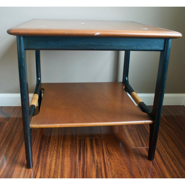 1950s Lane Mid-Century Modern Constellation Side Table For Sale - Image 5 of 9
