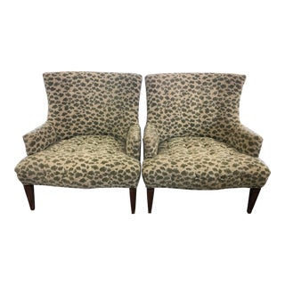 Mid-Century Modern Occasional Chairs - a Pair
