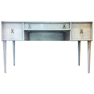 Classy Paul Frankl Writing Desk for Johnson Furniture For Sale