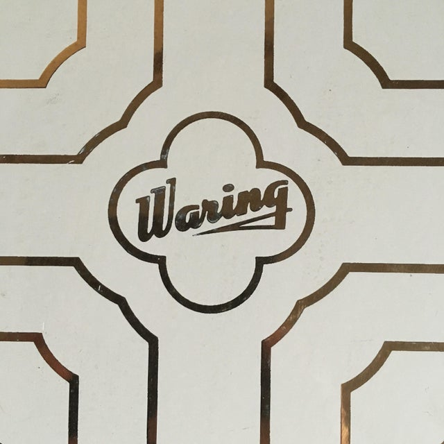 Vintage Waring Food Warmer - Image 10 of 10