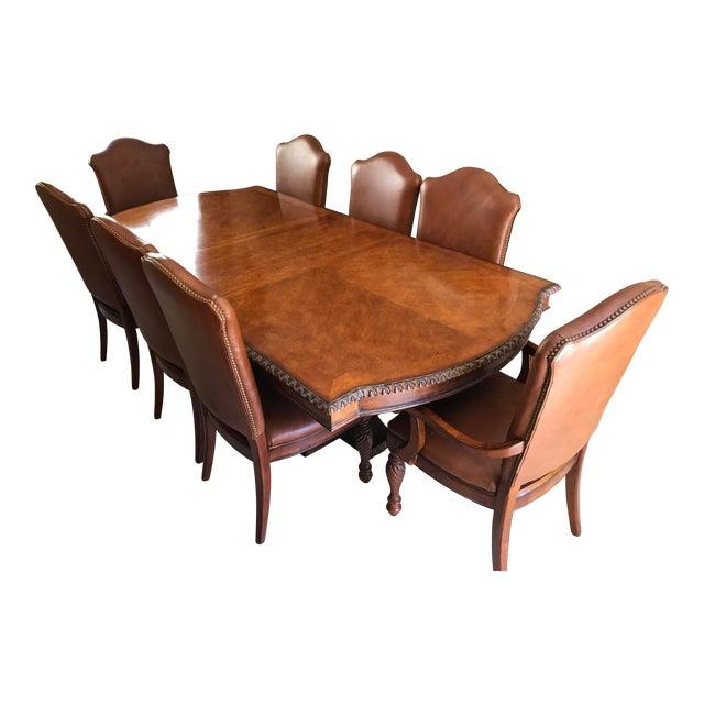 Hickory White Legends Dining Set Chairish