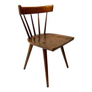 1950s Paul McCobb Planner Group Spindle-Back Dining Chair For Sale