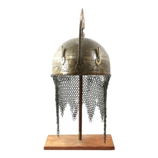 Historic Indo Persian Helmet Historic Armor