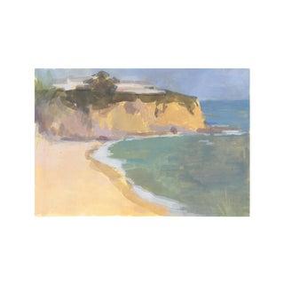 California Giclée Landscape Painting Preview